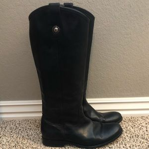 Frye boots! Barely worn:)